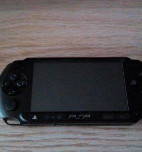 Портативная игровая консоль Sony PSP-E1008