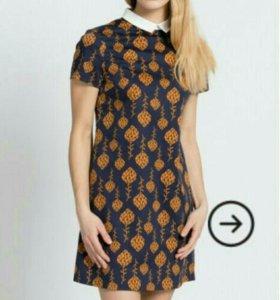 Фирменное платье на повседневку размер46-48