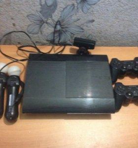 Приставка PS 3