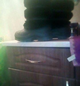 Зимние ботиночки пенка