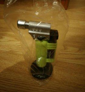 Турбо зажигалка,мини газовая горелка