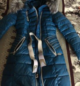 Куртка-зимняя