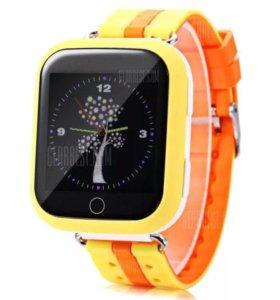 Подростковые (взрослые) часы с gps трекером