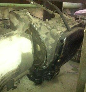 Рабочий двигатель Toyota Carina