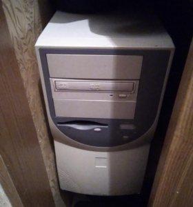 Компьютер Pentium4 3Ghz /60gb/128mb/dvd