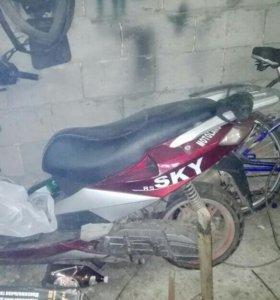Скутер 150к