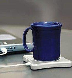USB подставка-подогреватель для кружки