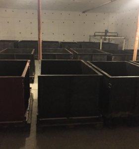 комплект оборудования для производства пеноблоков