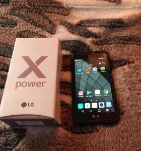 Смартфон LG K220ds X Power 16ГБ