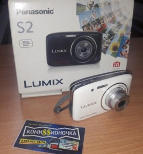 Фотоаппарат Panasonic lumix DMC-S2