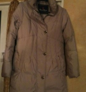 Зимнее пальто женское р.48