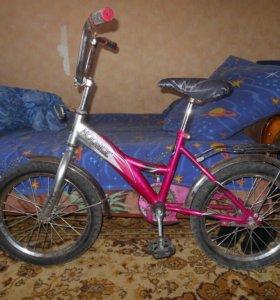 Велосипед 7-8 лет