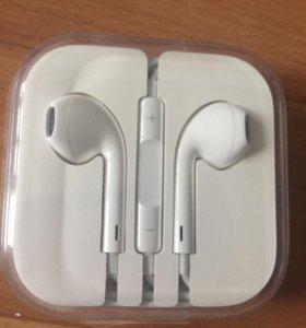 Наушника Apple оригинальные