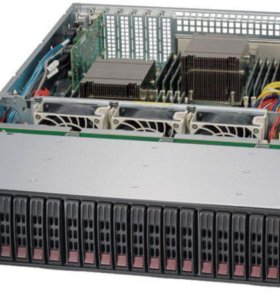 2U Supermicro 216A-R900LPB 2x LGA 1366