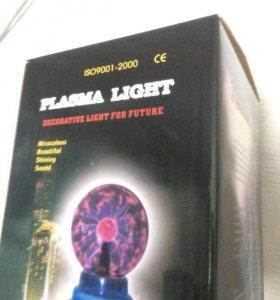Лампа плазма
