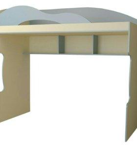Кровать чердак с нишей