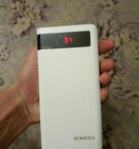 Powerbank Romoss 20000mah