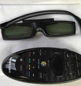 Комплект для 3D телевизора Samsung