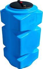 Пластиковые емкости и трубы ПВХ