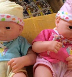 Кукла аналог реборн