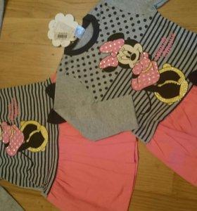 Новые платья 80