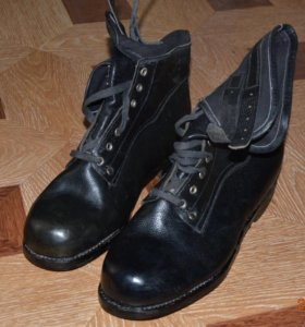 Ботинки горные ВС СССР