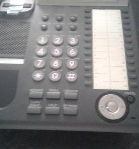 Цифровой системный телефон Panasonic