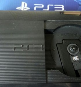 PlayStation 3 superslim 500GB +2ИГРЫ(GTA5&FIFA15)