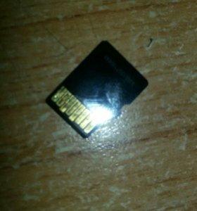 Micro SD карта,Без торга!