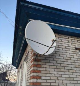 Спутниковая тарелка Континент