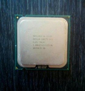 Процессор Intel Core 2duo E8400 3.00ghz