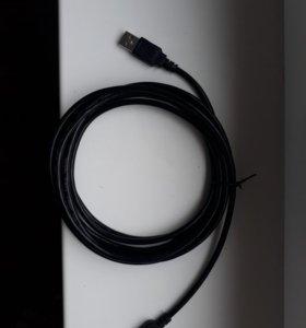 USB удлинитель 3 метра