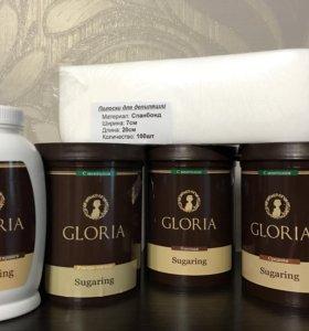 Паста для шугаринга Gloria с ментолом