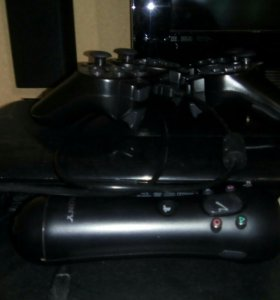 Игровая приставка PS3slim