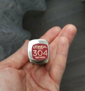 Помада Loreal Colour Riche Extraordinaire 304