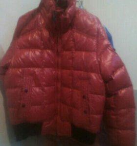 Куртка - пуховик  мужская moncler
