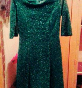 Платье р-р40-44