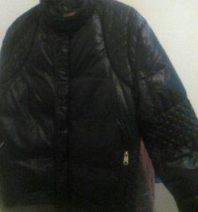 Куртка-пуховик мужская roberto cavalli