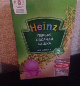 Кашка Heinz без молочная овсяная