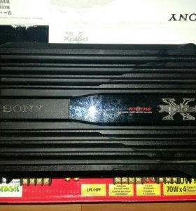 Авто усилитель Sony Xplod 1000w