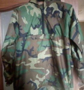 Куртка-ветровка дождевик.