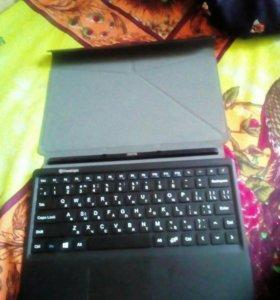 Продам клавиатура чехол для планшет