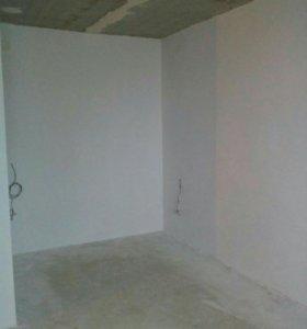 Квартира, 1 комната, 40.3 м²