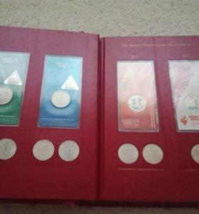 Коллекция монет !!!