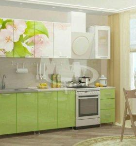 """Кухня """"Яблоневый цвет"""""""