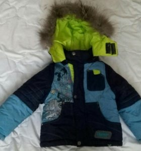 Куртка+штаны зима