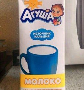 Молоко Агуша