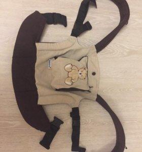 Детский эрго рюкзак Amaeru