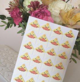 Уголки для фото, открыток, карточек