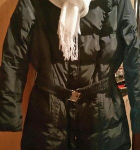 Пальто, пуховик 50 р.